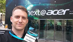 Acer z przytupem prezentuje nową kolekcję. Tym razem w Lincoln Theatre na Manhattanie