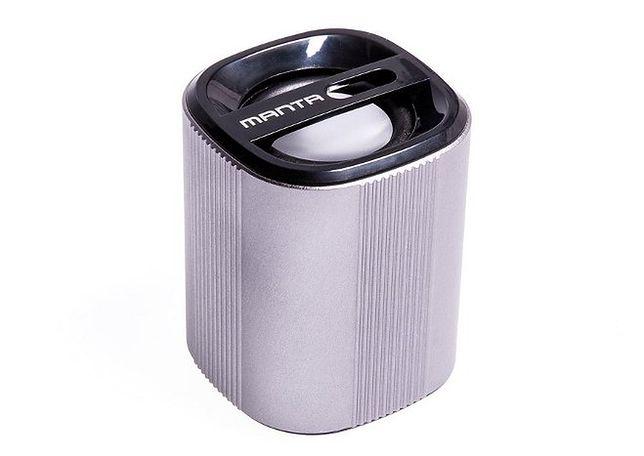 Bezprzewodowy głośniczek za 99 zł: Manta Music Mini Box
