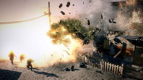 9 nowych obrazków z Battlefield: Bad Company 2