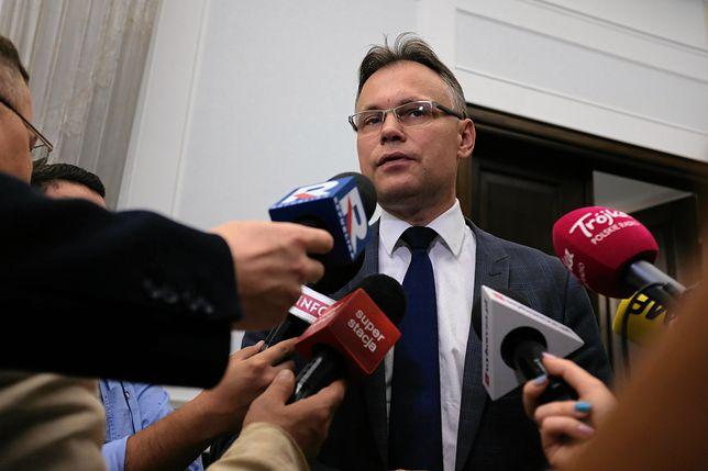 Poseł PiS udzielił wywiadu kontrowersyjnemu dziennikarzowi z USA. Mówił o reparacjach