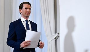 Kanclerz Austrii Sebastian Kurz zapowiedział przedterminowe wybory