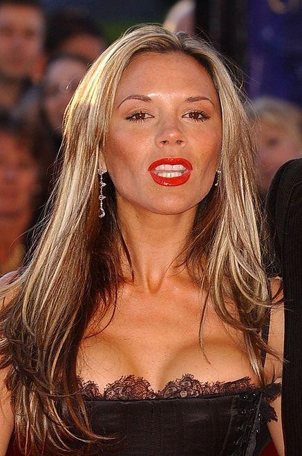 Victoria Beckham ma na koncie kilka spektakularnych modowych wpadek