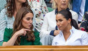 Meghan Markle ma obowiązek kłaniać się przed Kate Middleton. Królewskie zasady jasno to określają