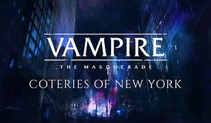 """Vampire: The Masquerade  - Coteries of New York"" od polskiego studia Draw Distance."