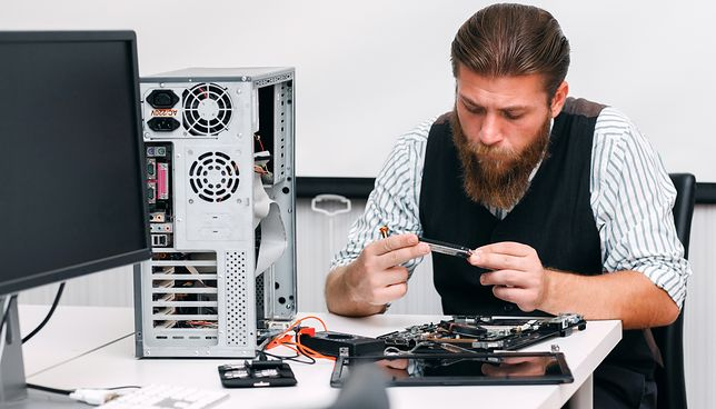 Jak przyspieszyć komputer? Dlaczego komputer działa wolno?