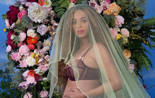 Matka Boska Beyoncé. Pokazała swoje bliźnięta