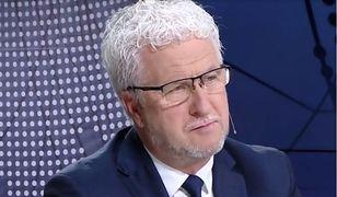 Jacek Wojciechowicz jest kandydatem na prezydenta Warszawy