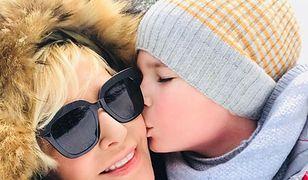 Joanna Racewicz jest dumna z syna