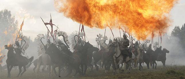 """Husaria na planie zdjęciowym rosyjskiego filmu """"1612"""""""