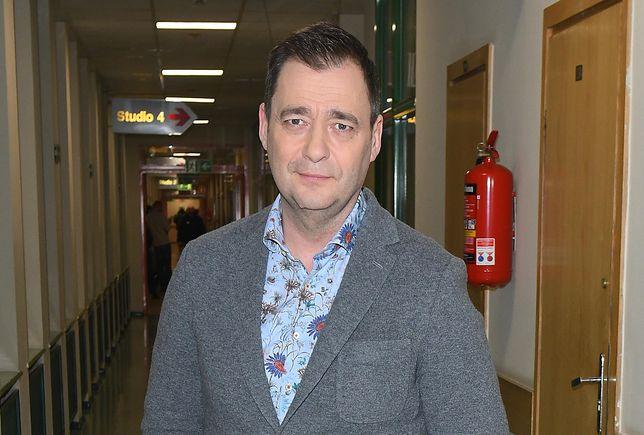 Jacek Rozenek w trakcie rehabilitacji. Biedrzyńska pokazała zdjęcia