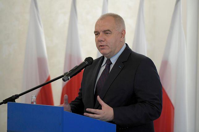 Jacek Sasin nie wyobraża sobie, aby Małgorzata Gersdorf pozostała na stanowisku I prezes Sądu Najwyższego po 3 lipca