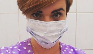 """Anna jest pielęgniarką. """"Chcę pokazać, że moja praca ma sens"""""""