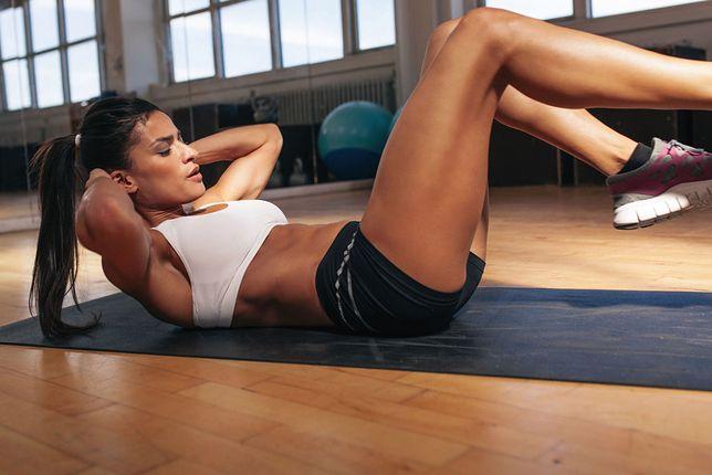Trening, wzmocni kręgosłup i ujędrni ciało