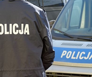 Policjanci przed służbą pomogli chłopcu