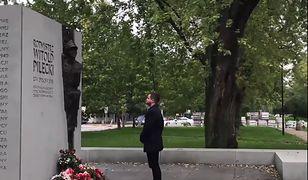 Patrick Ney nakręcił wideo o Witoldzie Pileckim