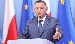 Prezes NIK Marian Banaś.