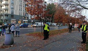 Warszawa. Wypadek na Bielanach, mieszkańcy mówią dość
