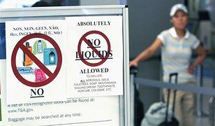 Dodatkowe środki bezpieczeństwa na lotniskach