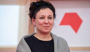 Olga Tokarczuk, pisarka, laureatka Nagrody Nobla