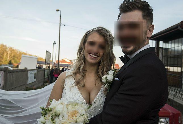 Już na ślubie doszło do pierwszej kłótni.