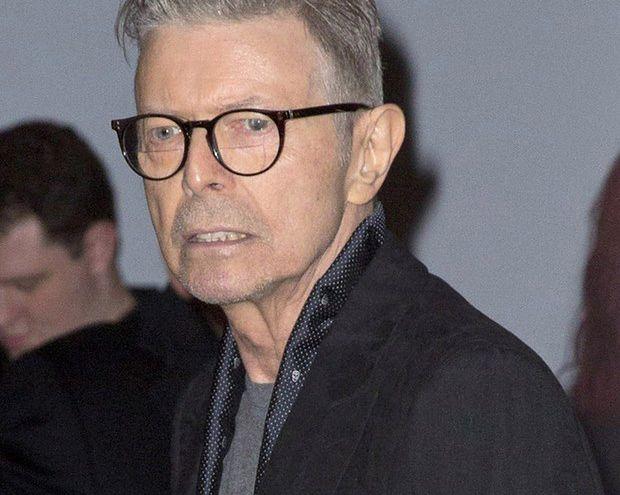 Ostatnia sesja zdjęciowa Davida Bowiego
