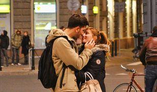 Całowaliśmy się pod tęczą! [Wideorelacja]
