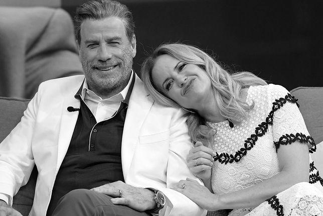 Kelly Preston i John Travolta byli małżeństwem przez 29 lat