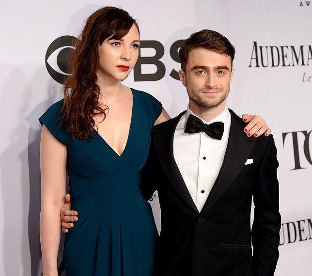 Daniel Radcliffe poznał swoją miłość na planie. Było gorąco