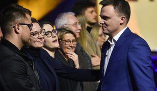 Szymon Hołownia ogłosił chęć udziału w wyborach prezydenckich 2020. Na spotkaniu w Gdańsku nie zabrakło jego rodziców