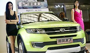 Land Rover pozwał Chińczyków o kradzież