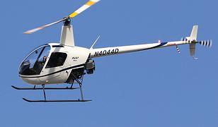 Koniec poszukiwań. Odnaleziono ciało 61-letniego pilota śmigłowca