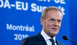 Donald Tusk wydaje książkę. Zdradzi, czy wróci do polskiej polityki?