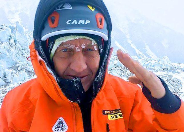 Urubko był członkiem ekipy ratowniczej, która w styczniu ruszyła po Tomasza Mackiewicza