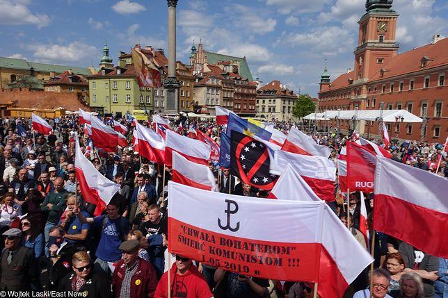 """""""Unia Europejska się osłabia, a powinna się wzmacniać. Wszystkie te antyeuropejskie hasła, które się słyszy w Polsce, są przeciw Polsce"""""""