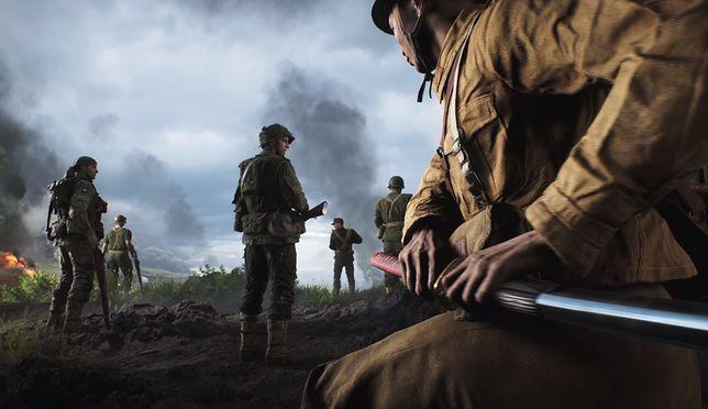 Nowy trailer Battlefield V daje do myślenia. Hej EA! Może powinniście robić filmy, nie gry