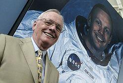 Rosyjskie media żegnają Neila Armstronga: jeden z głównych bohaterów USA