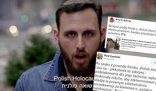 """""""Polish Holocaust"""" wstrząsnęło siecią"""