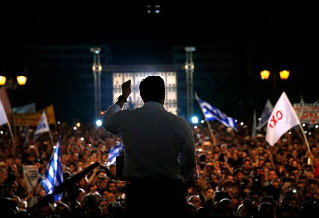 Premier Grecji: referendum to nasza bitwa o demokrację i wolność