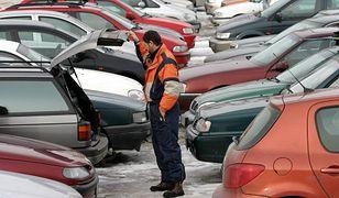 Ukraińskie samochody zarejestrowane w Polsce. Dlaczego to się dzieje?