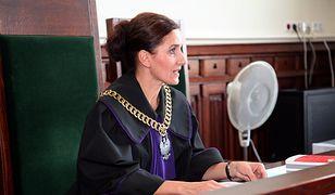 Wróg publiczny PiS in spe sędzia Izabella Gabriel, która umorzyła sprawę przeciwko Jerzemu Owsiakowi.