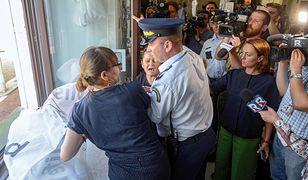 Okupacja Sejmu trwała 40 dni