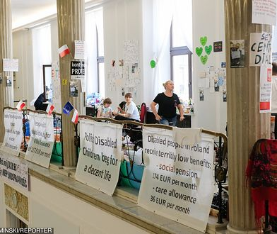 Protest w Sejmie trwał aż 40 dni
