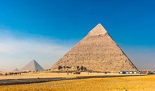 Piramidy to znak rozpoznawczy Egiptu