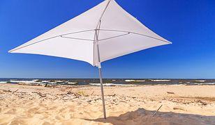 Lato na plaży w Sobieszewie