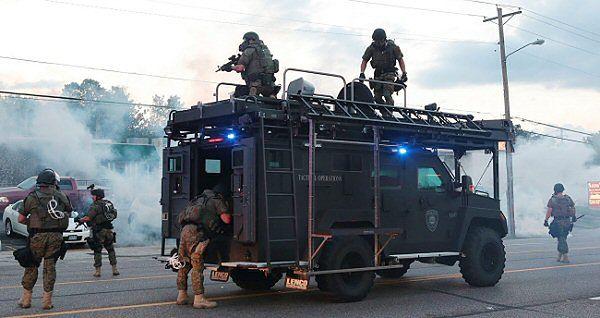 Zamieszki na tle rasowym w USA