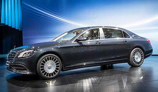 Mercedes Klasy S w nowej wersji