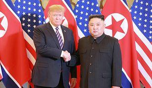 Szczyt Trump - Kim był skazany na porażkę. Mowa ciała polityków była jednoznaczna