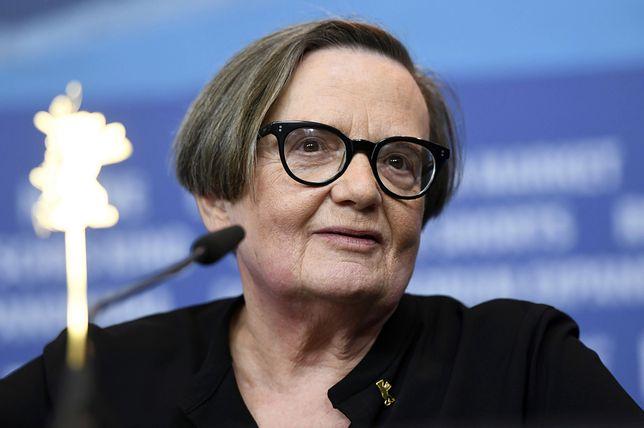 Agnieszka Holland przyznaje, że jej ojciec był komunistą