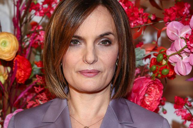 Dorota Gawryluk łączy macierzyństwo z karierą w dziennikarstwie