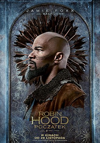 Gwiazdor wcielił się w postać Małego Johna, który zostaje nauczycielem króla złodziei